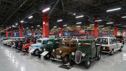 COLECTIA NISSAN HERITAGE COLLECTION DIN JAPONIA